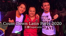 Count Down Latin Party2020🎉三宮CopaLatin🇧🇷