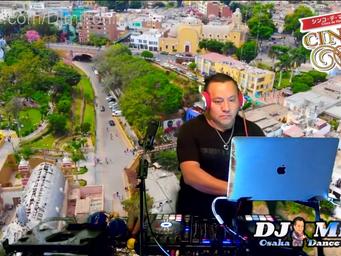 Cinco de Mayo Festival 2021 Online / DJ Milton Osaka Peru