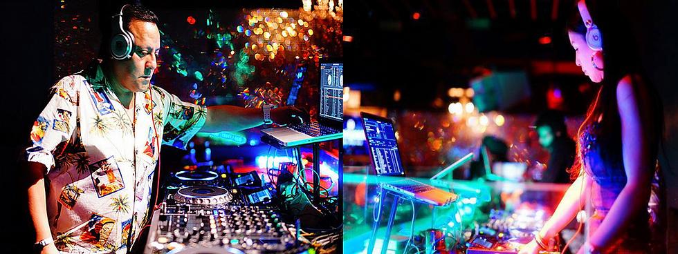 DJs Milton&Hitomi
