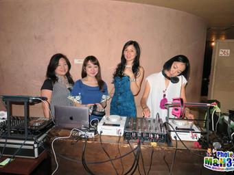 PEGAO Social ★ Female DJ Expo