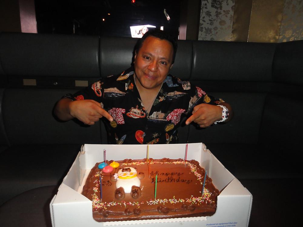 Dj Milton Birthday