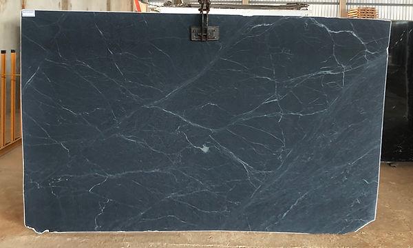 Soapstone Black 03cm - Block # 1890 - Sl