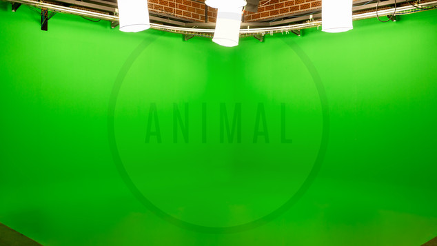 Ciclorama verde