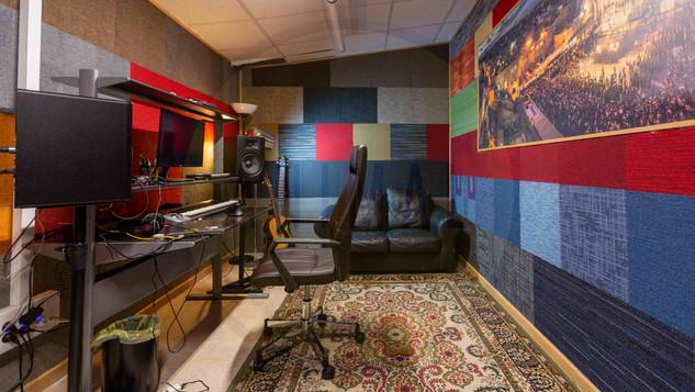 Sala edición sonido