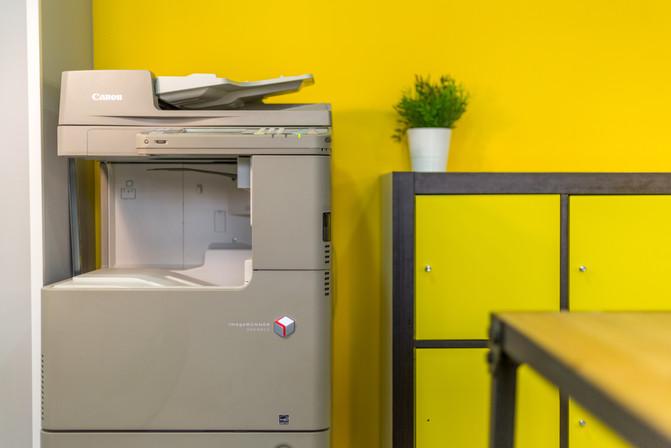 Impresora & Cajoneras