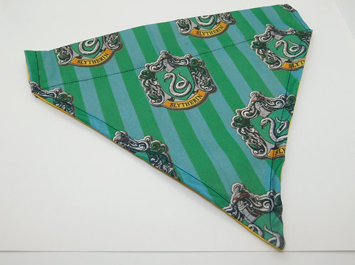 Slytherin House Bandana