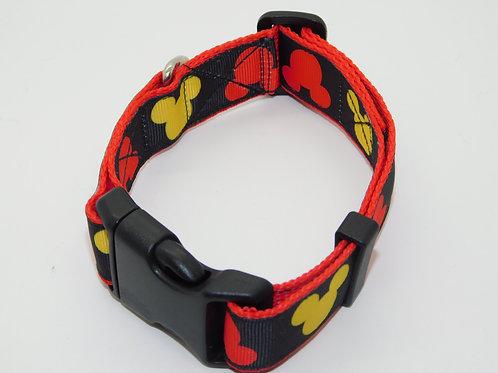 Mickey Mouse Ears Collar