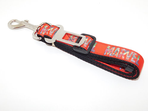 Marvel Adjustable Seat Belt Leash
