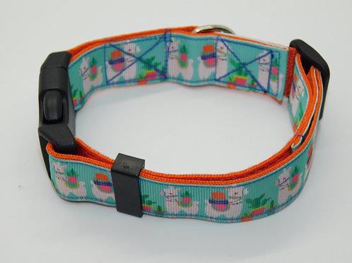Llama Drama Collar