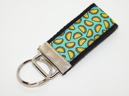 Taco Love Key Chain