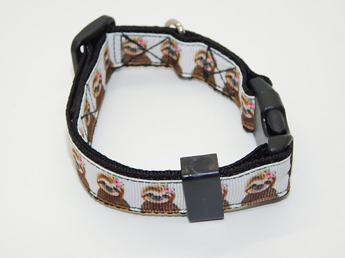 Pretty Girl Sloth Collar