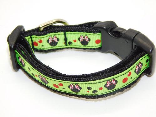 Minnie with Polka dots Collar