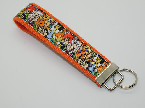 Flintstones Key Chain