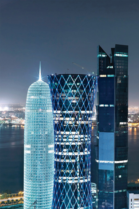 DOHA HIGH RISE OFFICE TOWER