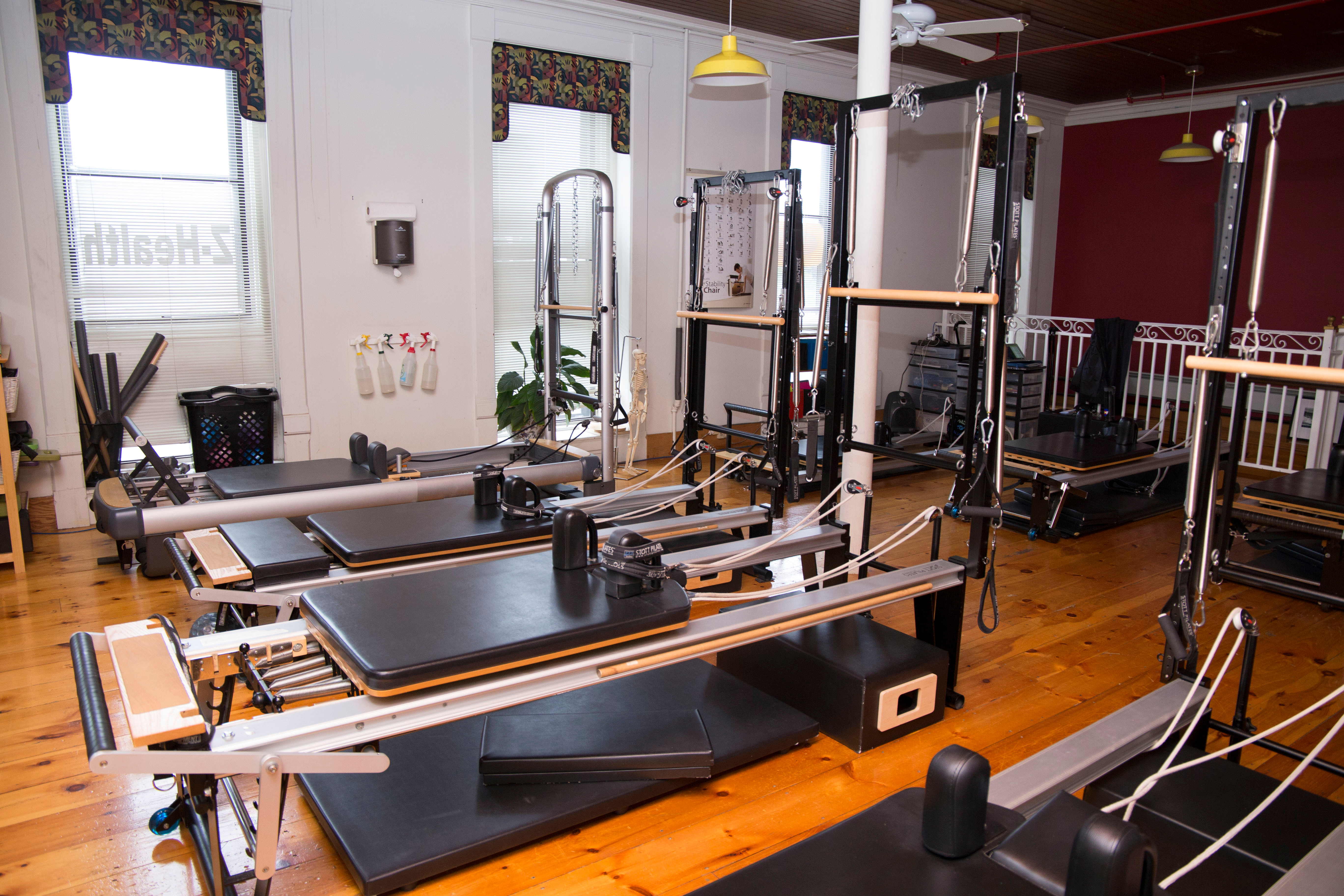 Virtual and on-site Reformer class