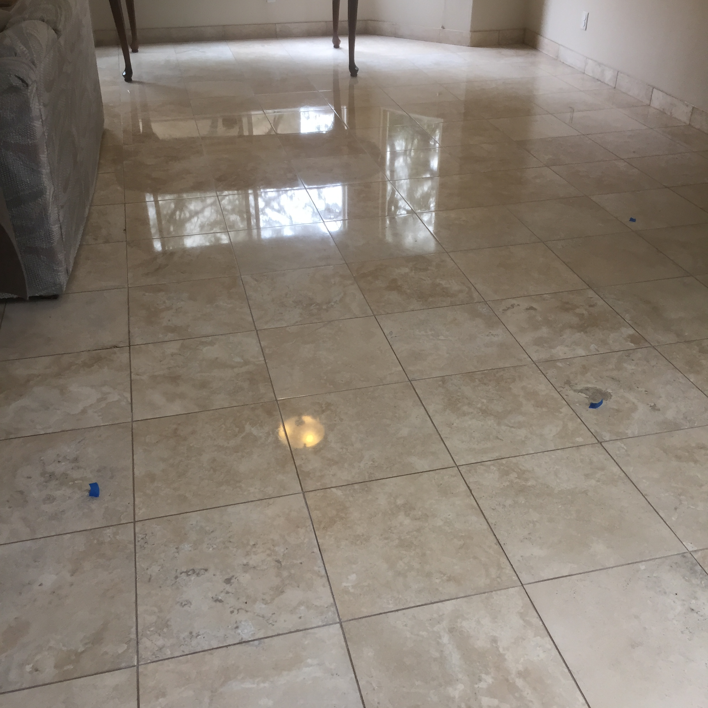 natural stone cleaning and restoration Las Vegas, Nevada