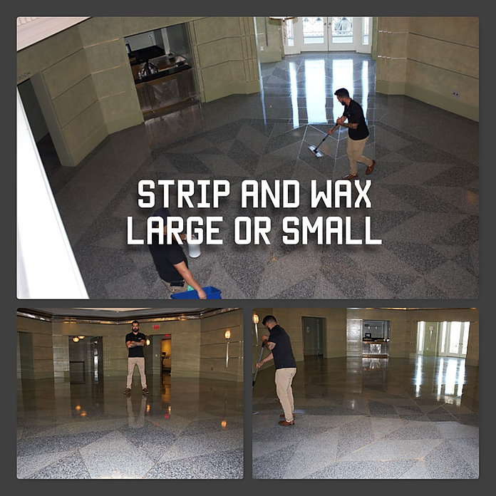 commercial floor cleaning service near me