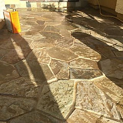 flagstone cleaning and restoration service near me
