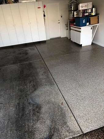 garage floor cleaning and restoration service near me