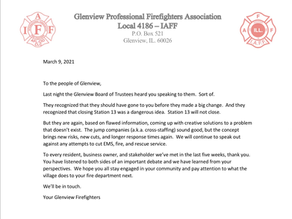 Important Update on Station 13