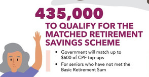 Matched Retirement Savings Scheme - An awesome scheme to boost my parents' CPFs
