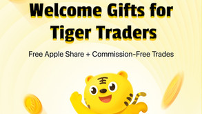 Tiger Brokers Trading App Review (Free Apple share worth ~USD148 as welcome gift)
