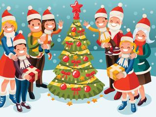 Repas de Noël et du jour de l'An...   Repas d'exception sur toute la ligne !