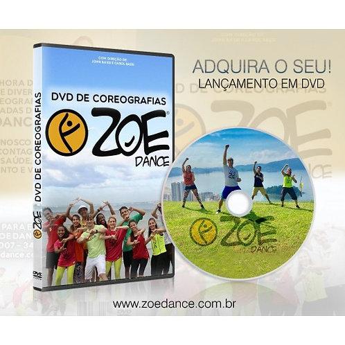 DVD FESTA - ZOE DANCE