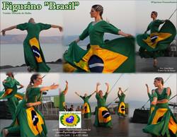 FIGURINO - BRASIL