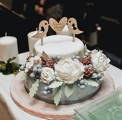 Tort weselny | Cukiernia Hintzke