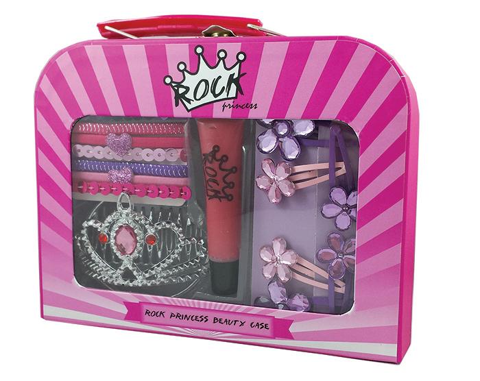 Rock Princess Pink Carry Case