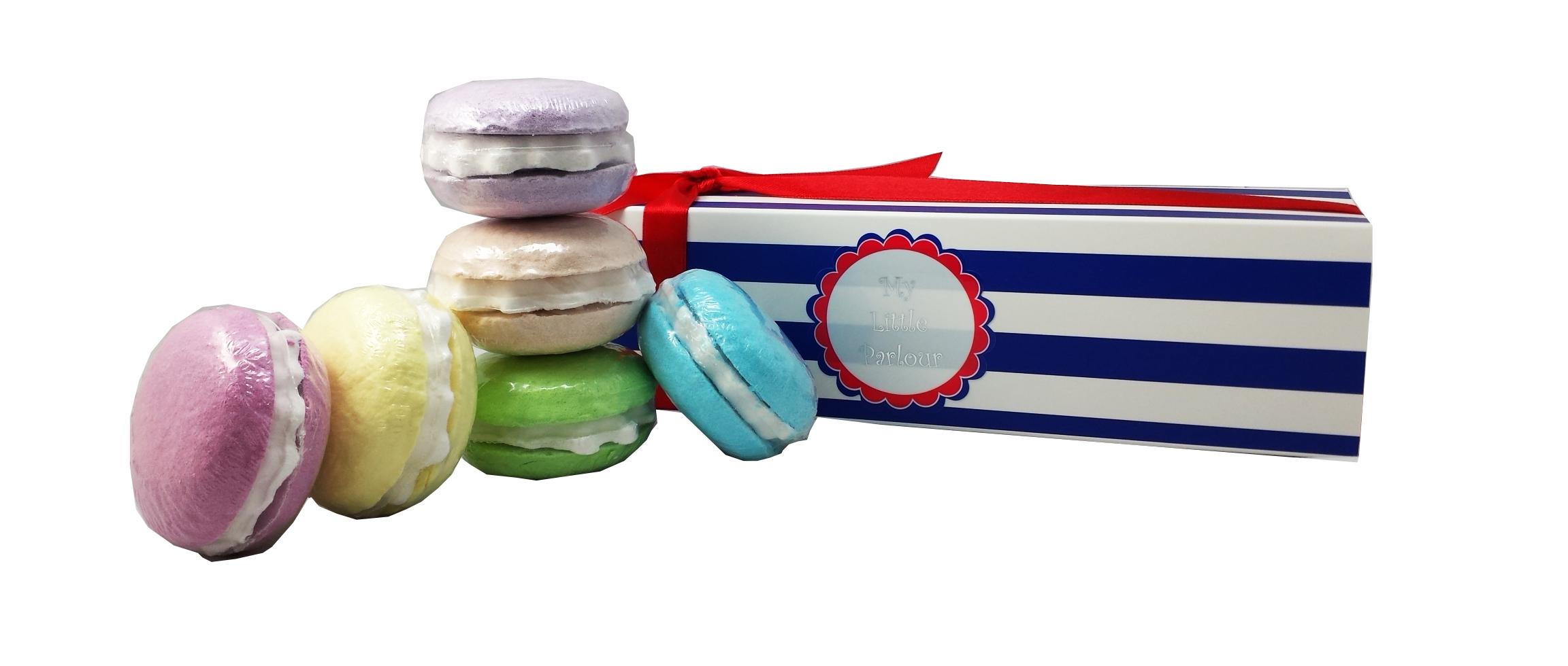 MPL-1 Bath Macaron 6 x 50g