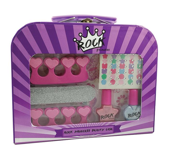 Rock Princess Purple Carry Case