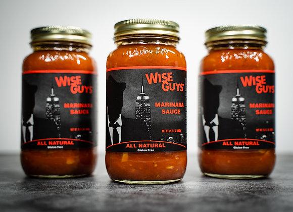Wise Guys Marinara Sauce (3 Pack)