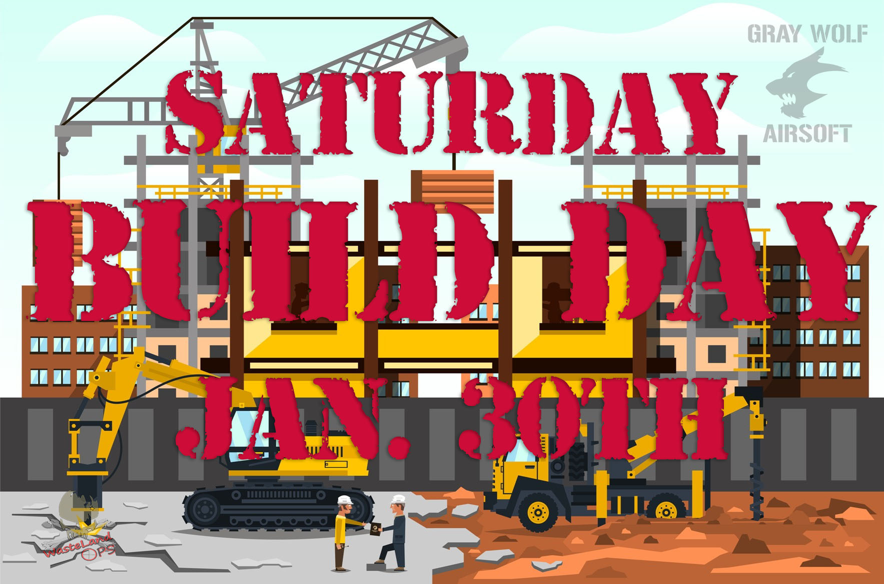 Build Day Jan 30th