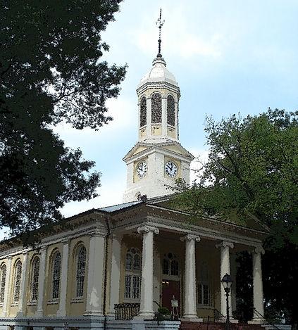 Fauquier County Courthouse - Warrenton, VA