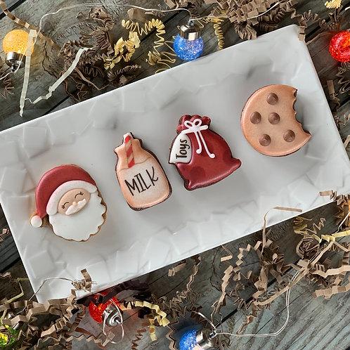 Lot Cookies for Santa