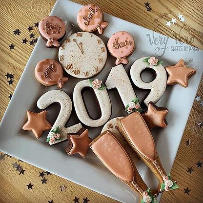 Bonne Année ! Happy New Year! Feliz Año