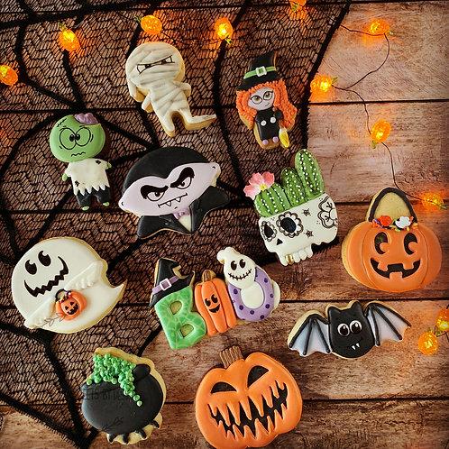 Biscuits Halloween à l'unité