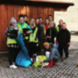 #tourdemüll2019 - 12,5 fleißige Helfer w