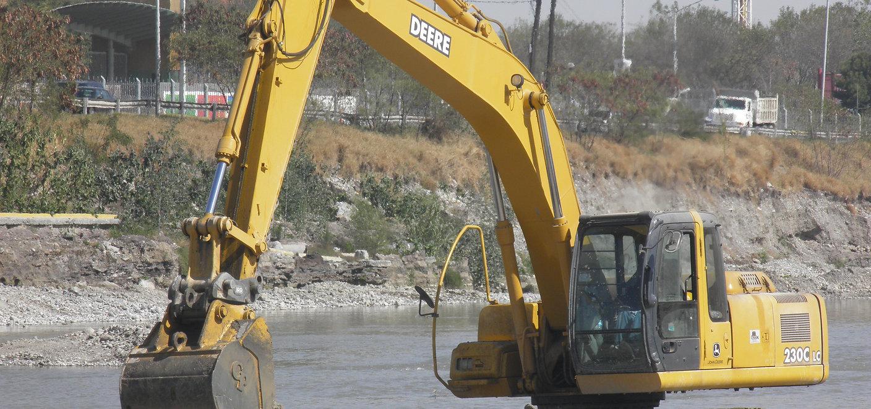 excavaciones en san pedro garza garcía