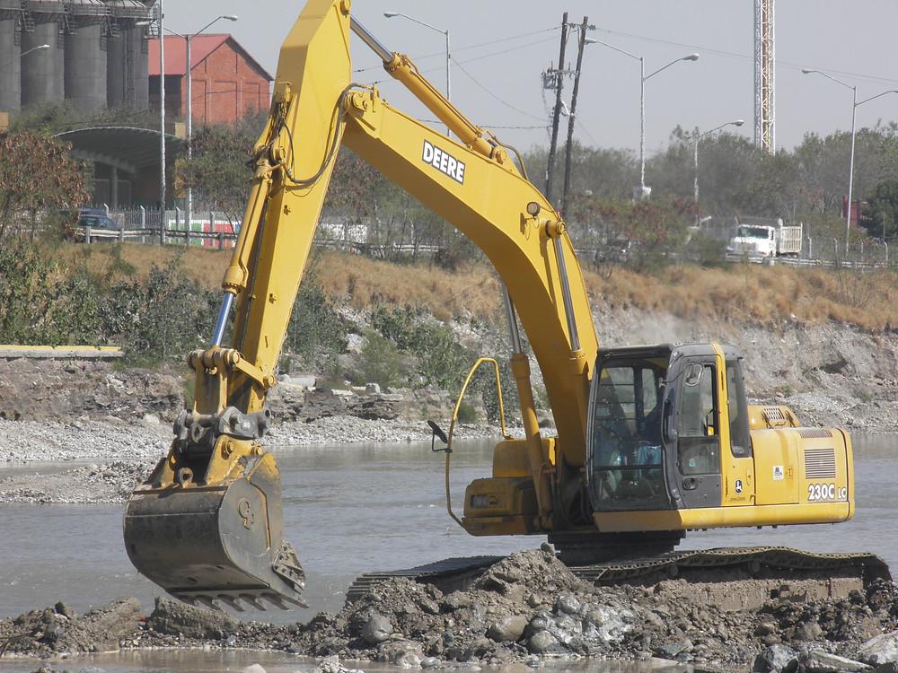 Excavaciones en Monterrey