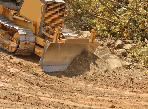 ¿Qué es el Desmonte de terreno?