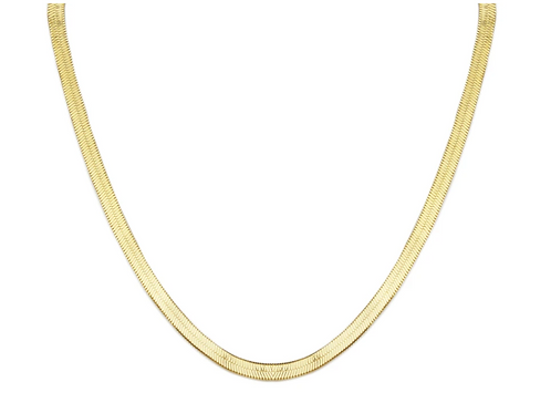 Herringbone Nile necklace