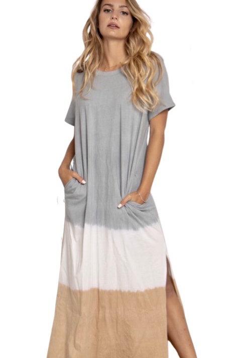 Miley Maxi Ombre Dress