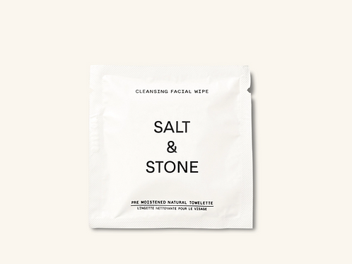 SALT AND STONE - Cleansing Facial Wipes