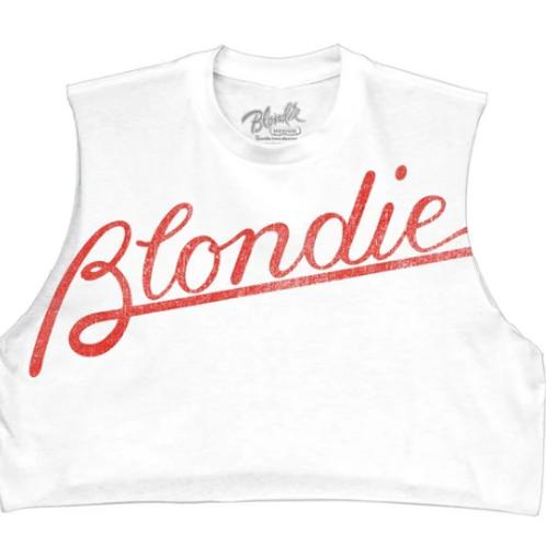 Blondie + Bowie Tanks