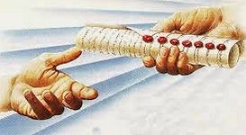 Messiah took the scroll from Father (2).