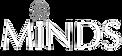 white Minds logo