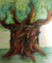 YahuSha and 2 criminal's on Olive Tree.j